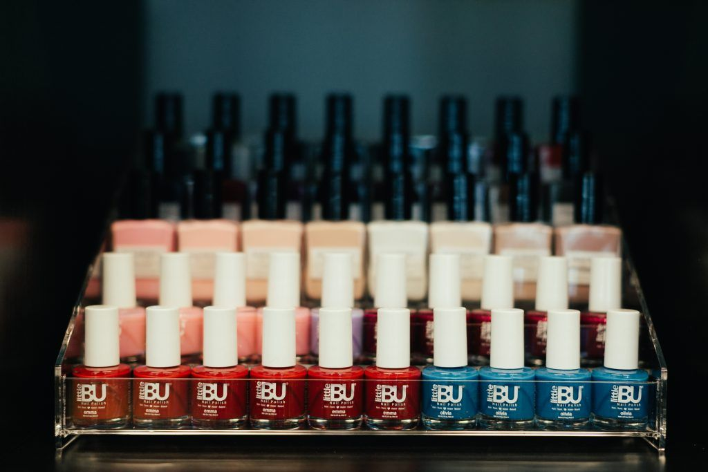 Set of LeSalon nail polish