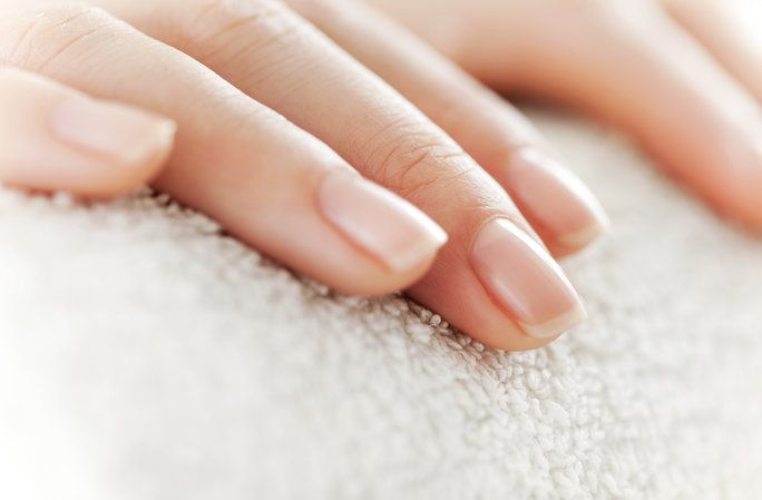 healthy nails hand care