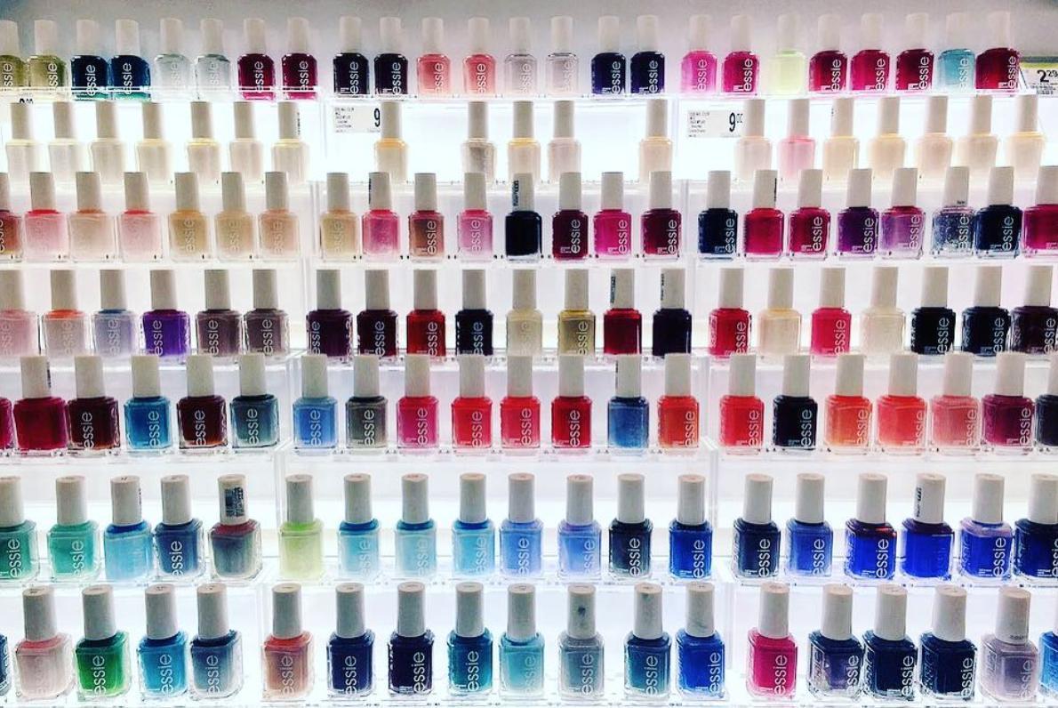 Nail polish fit for a queen: Introducing Essie | LeSalon