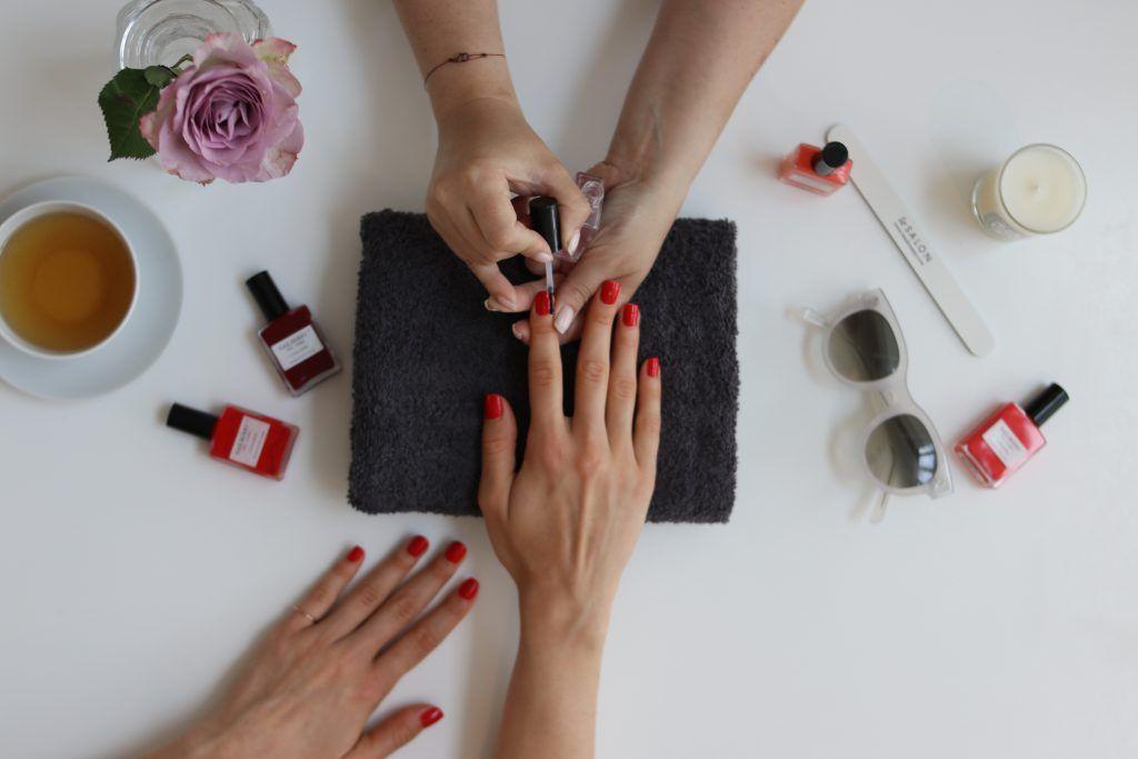 hammersmith london manicure