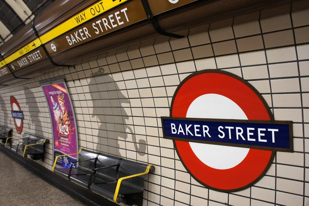 baker street manicure london