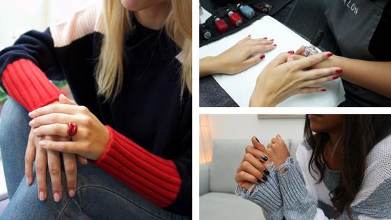 photo shoot manicures london