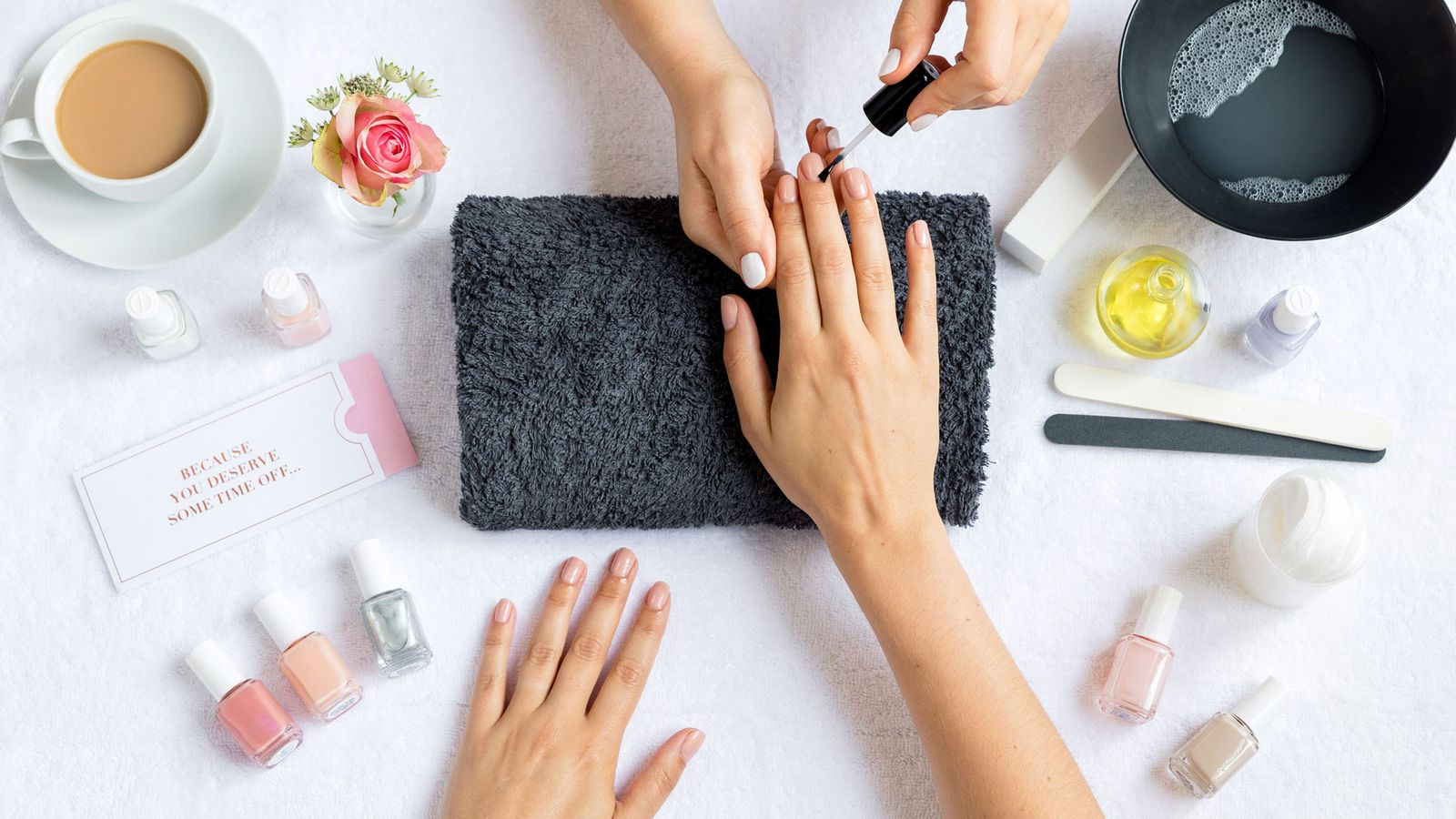 Manicures, Pedicures & Waxing at Home in London | LeSalon