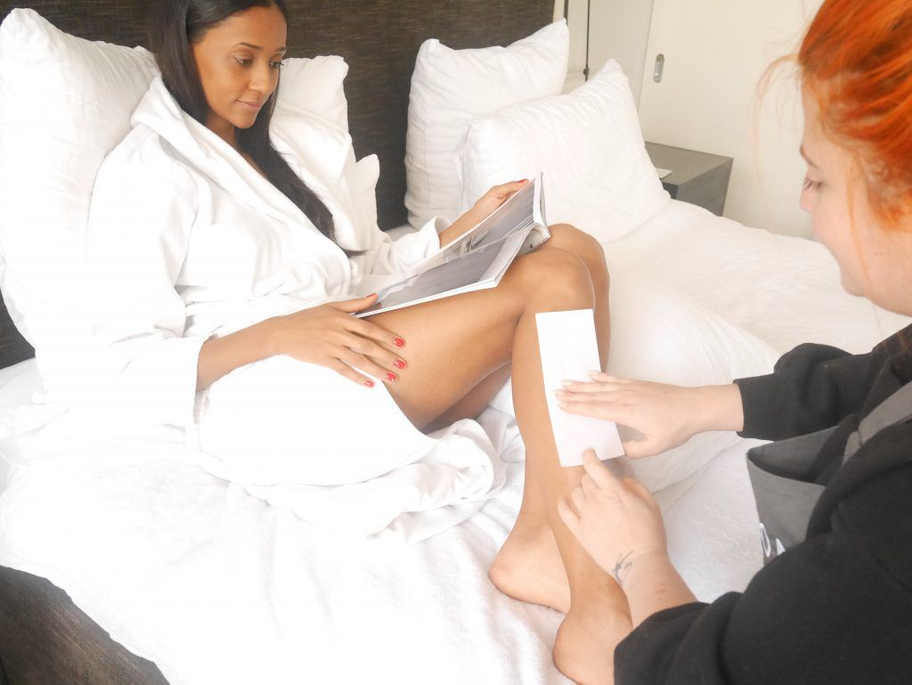 LeSalon's body waxing basics for the first time waxer | LeSalon