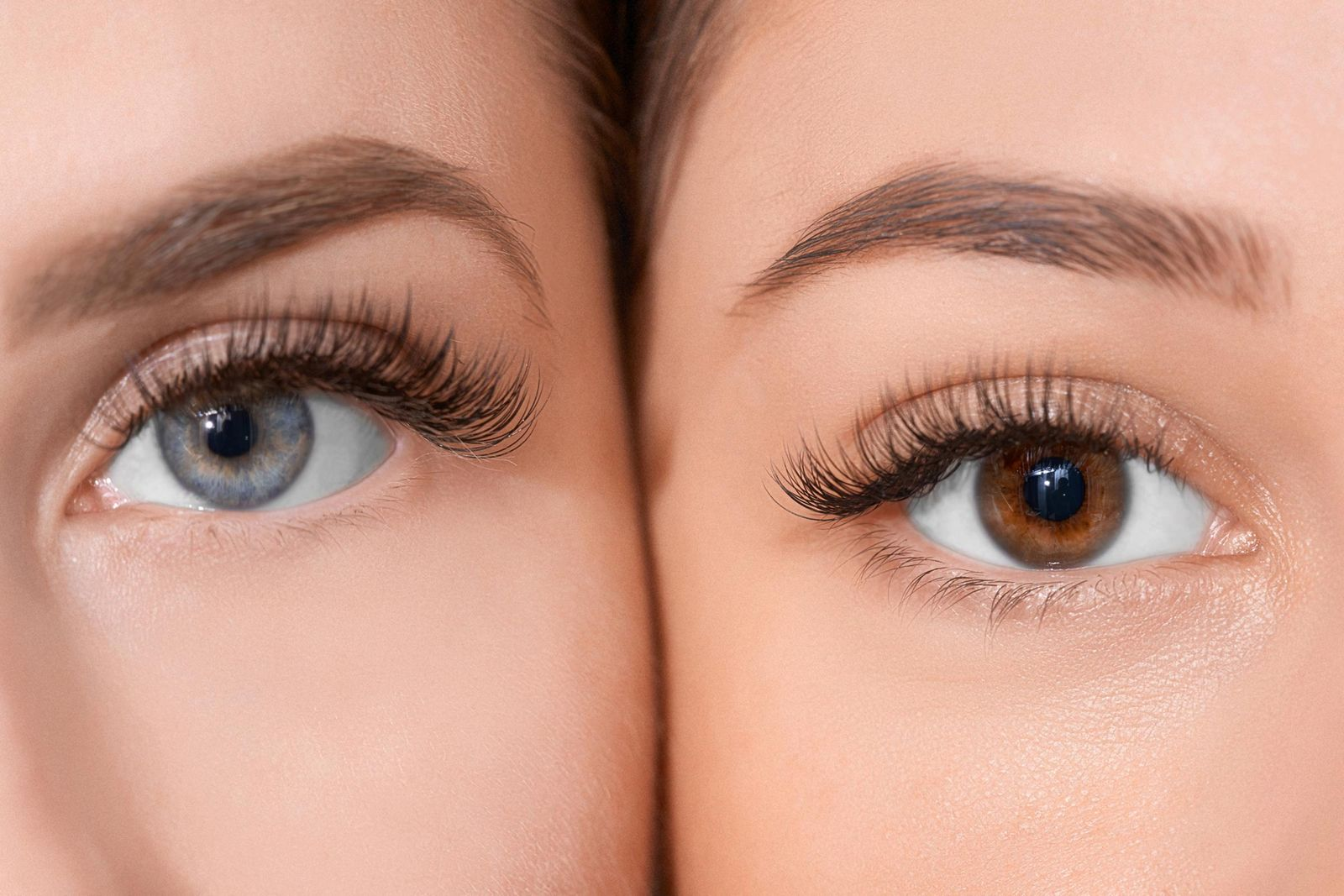 At Home Eyelash Extensions Services Lesalon