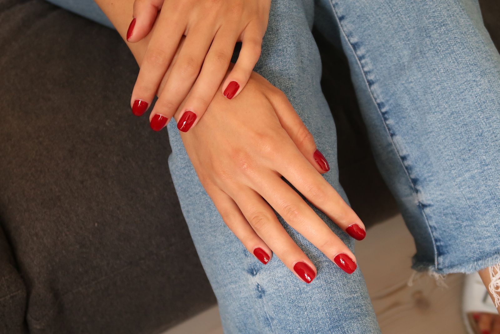 how to make your own crackle nail polish