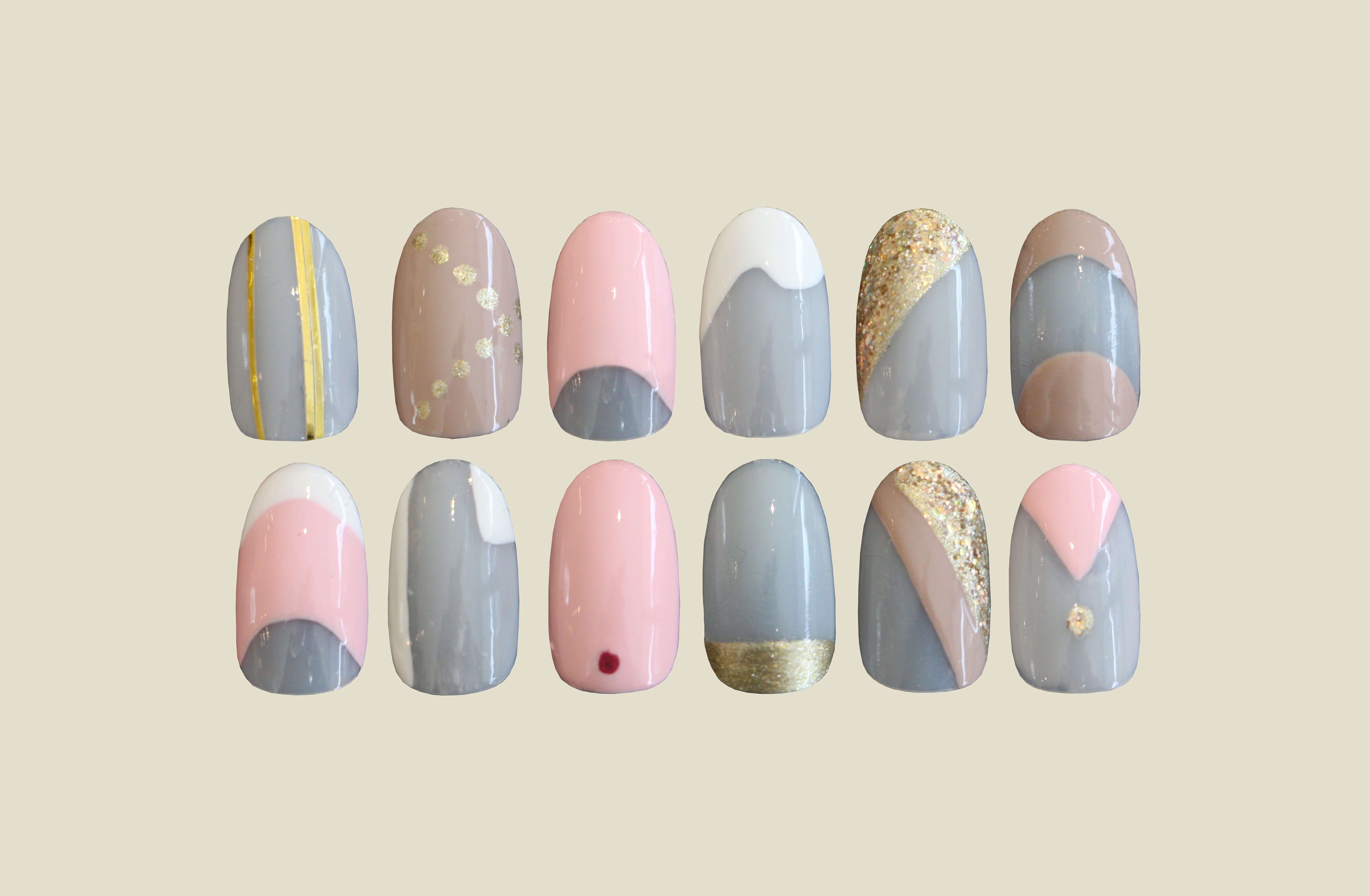 1 Nail Art Designs for Spring 1