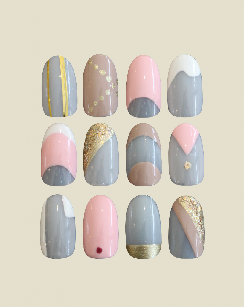 Nail art designs for spring 2018