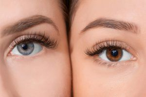 7b041cf2059 When eyelash extensions do start to fall out, it is important to get them  removed professionally. If you decide to try and take them out yourself  this can ...
