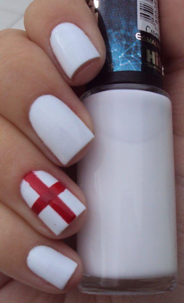 england nail art