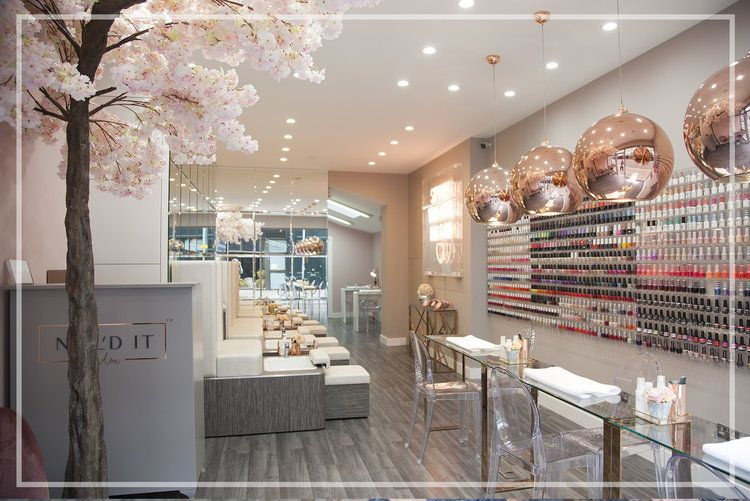 Our Top 10 Best Places In London To Get Nail Art | LeSalon
