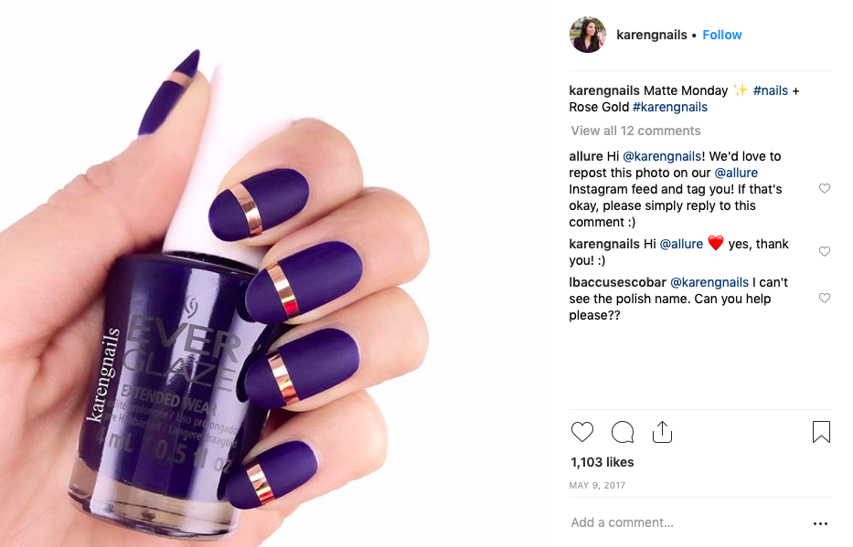 9 Nail Art Influencers That You Need To Be Following